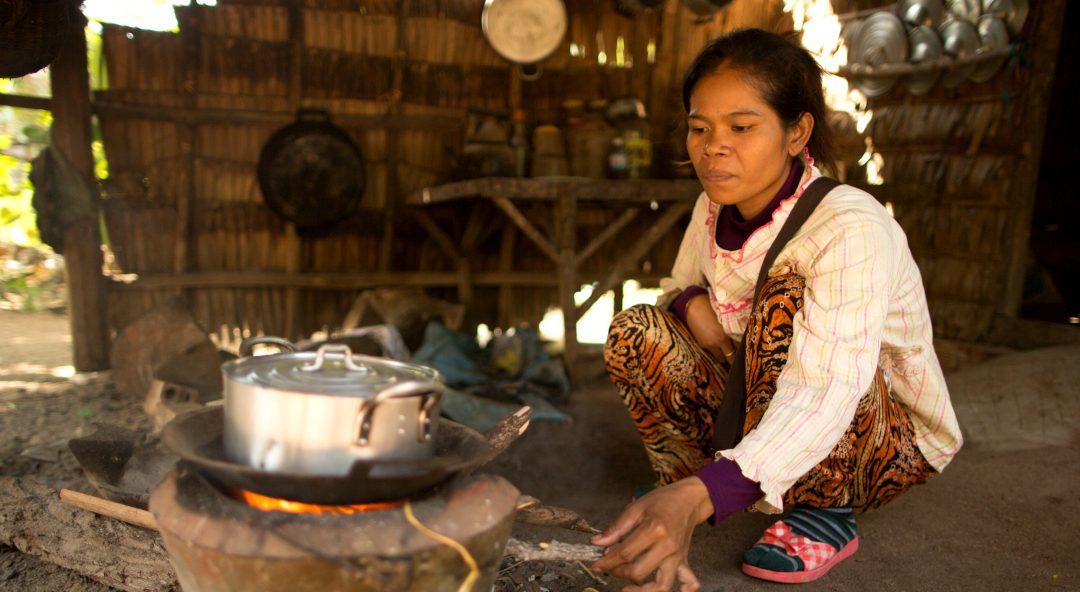 Accompagnement de la filière foyers de cuissons améliorés au Cambodge