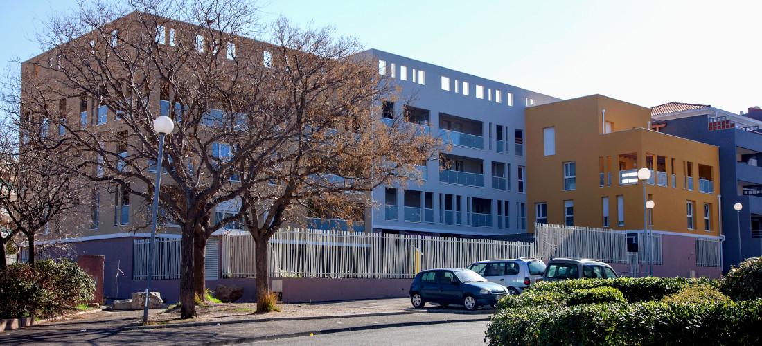 L'Écoquartier du Parc des Calanques à Marseille labellisé niveau 3