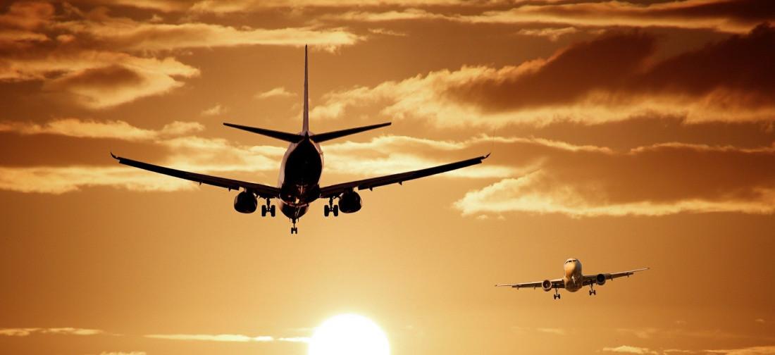 Évitons que l'avion ne nous coupe les ailes