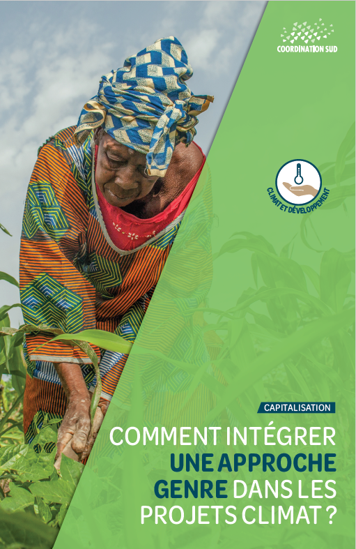 How can a gender approach be integrated into climate projects?