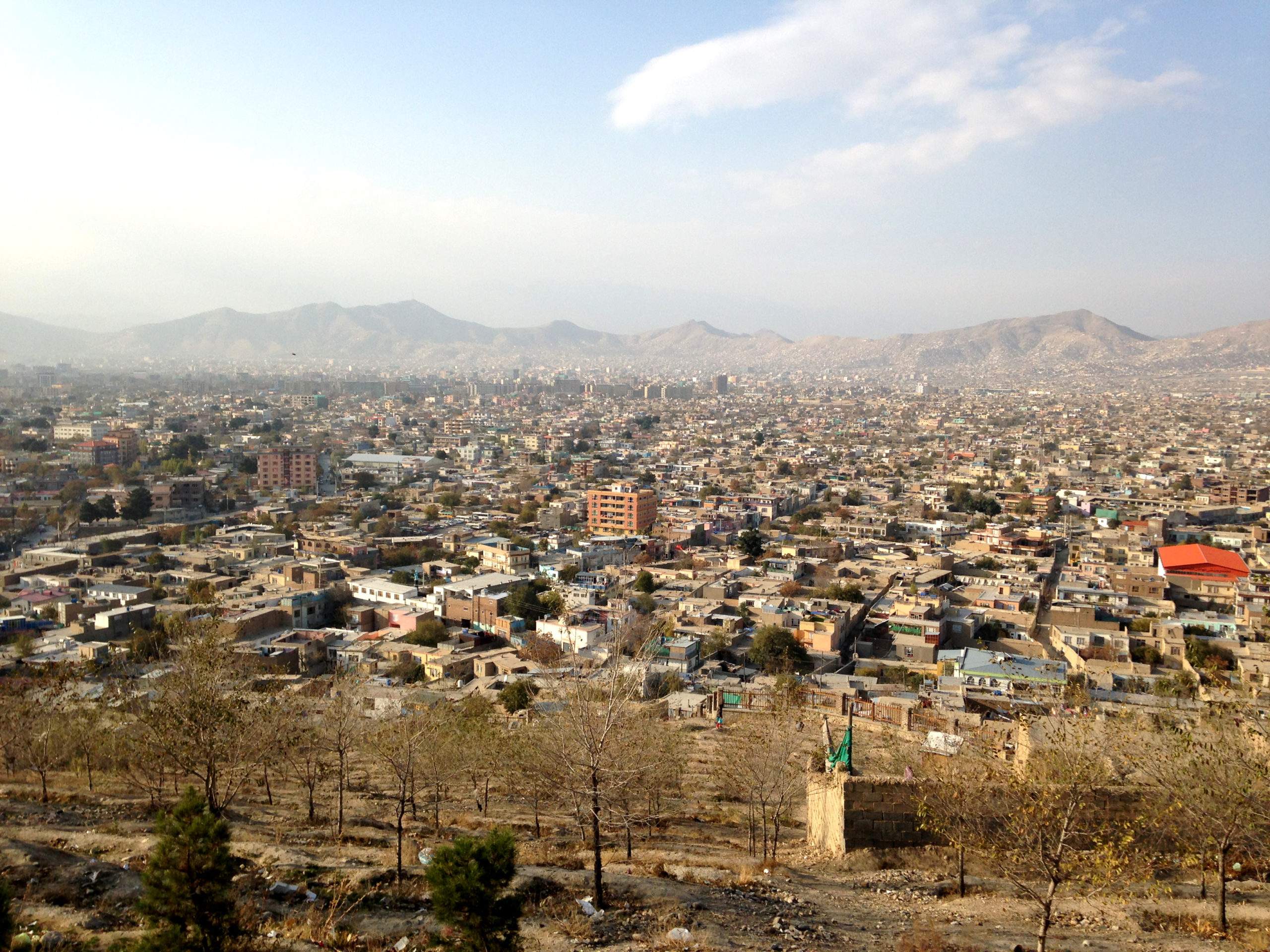 Despite the pandemic, Geres remains concerned and mobilised by the unique socio-economic crisis in Afghanistan