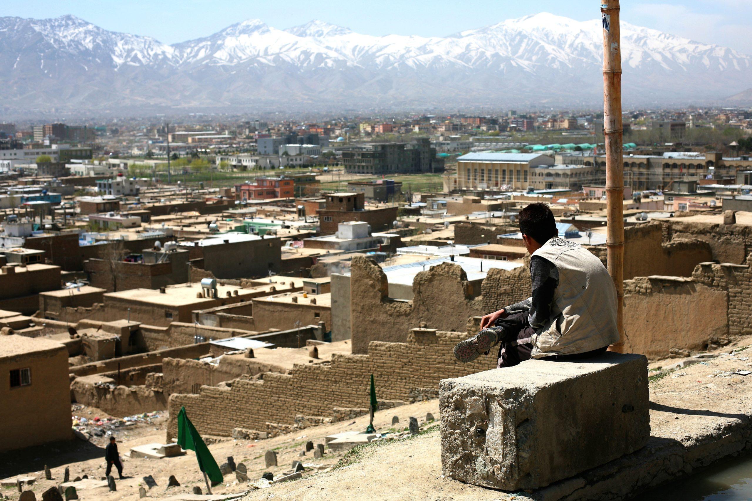 Kabul - copyright Nicolas Früh