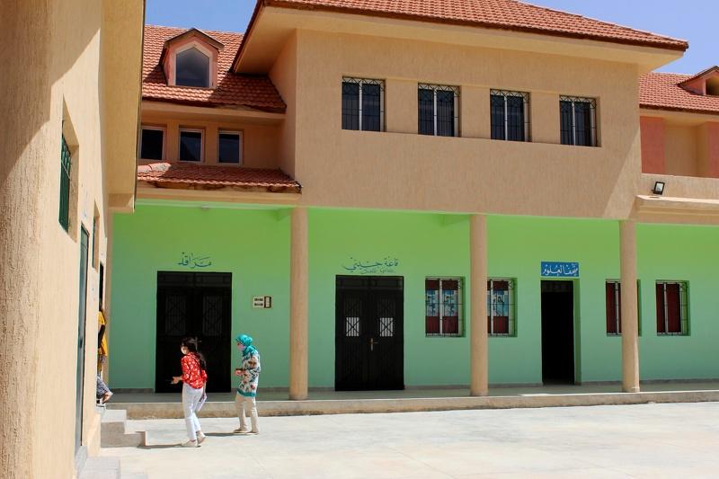 CEMAATERR Maroc Efficacité énergétique classe école