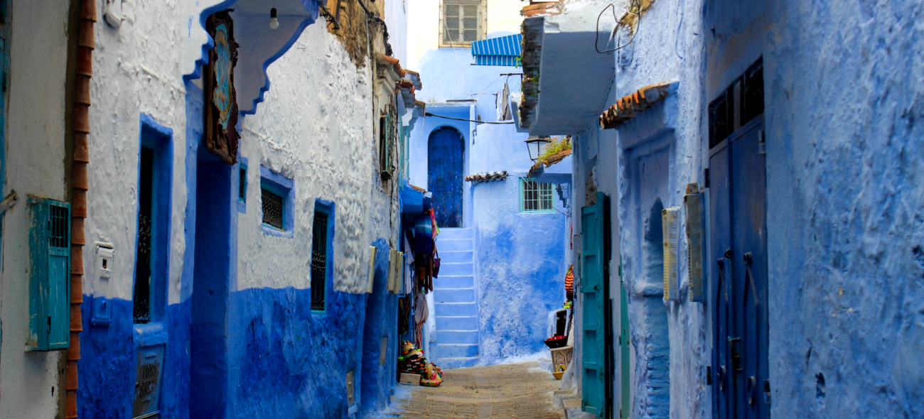 Chefchaouen, towards a model sustainable city