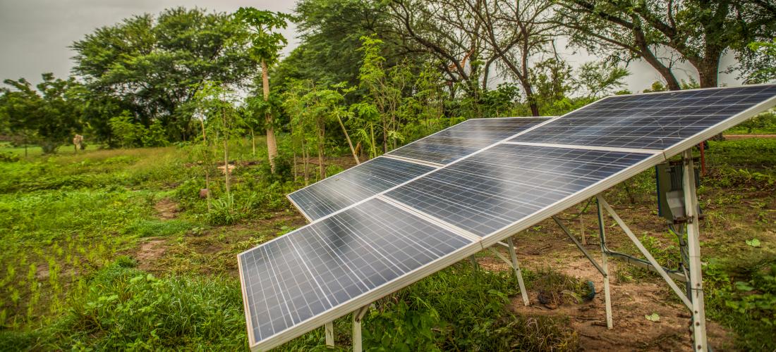 Accès à l'énergie durable pour toutes et tous au Mali