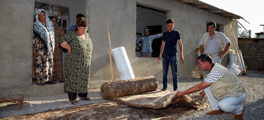 Efficacité énergétique pour améliorer les conditions de vie au Tadjikistan