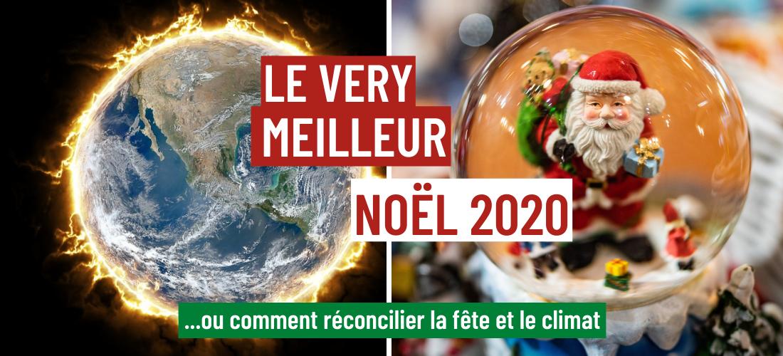 «Le Very Meilleur Noël 2020» ou comment réconcilier la fête et la planète