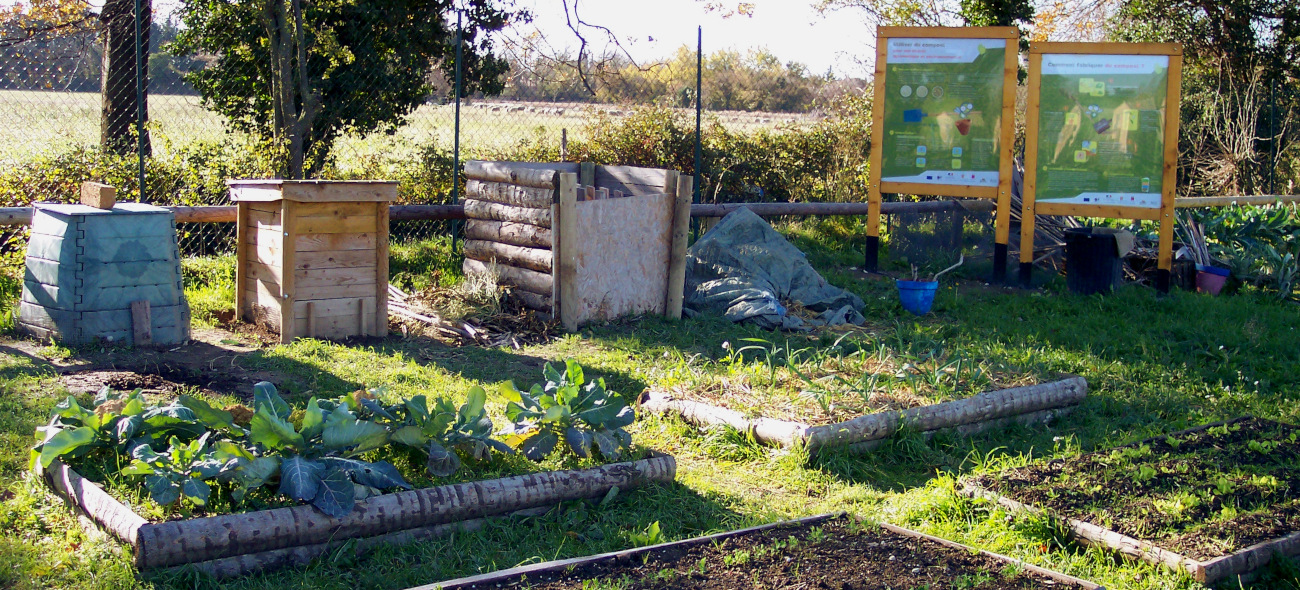 Création d'un outil pédagogique sur le compostage en Provence-Alpes-Côte d'Azur