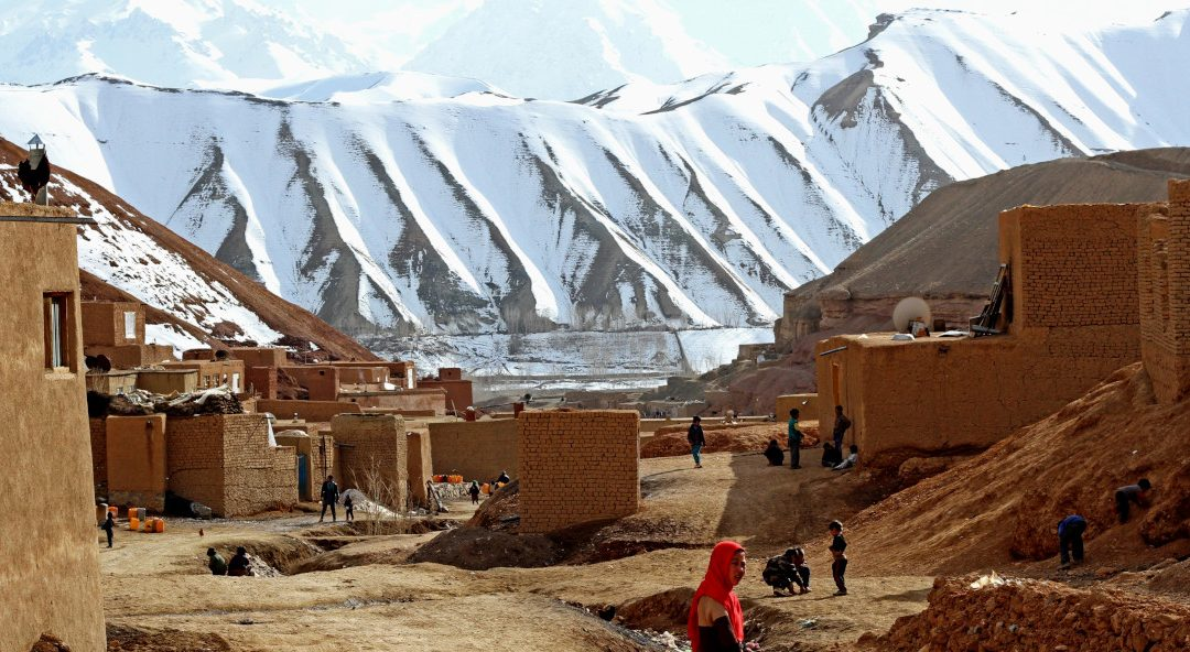 Central Highlands: energy saving solutions in rural Afghanistan