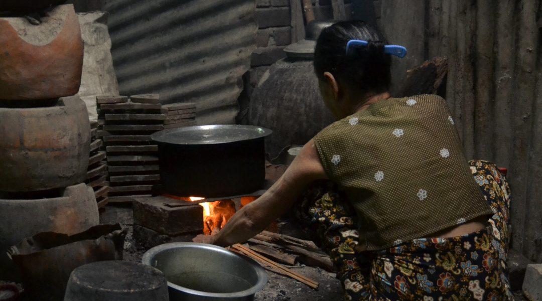 Accès des communautés et des ménages à l'énergie en milieu rural au Myanmar