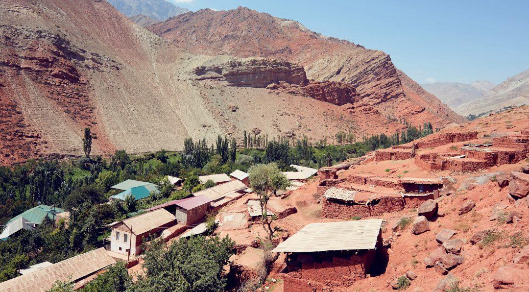 Adaptation aux changements climatiques au Tadjikistan