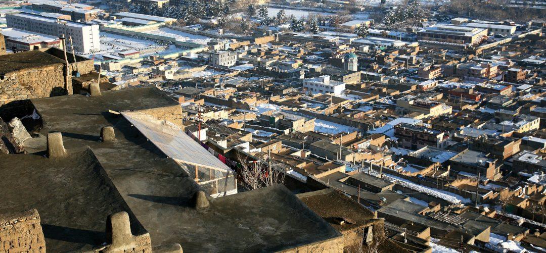 Maisons bioclimatiques à Kaboul