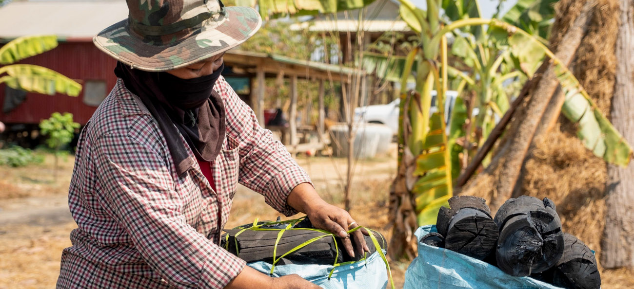 KjuonGo, a digital revolution for sustainable woodfuels in Cambodia