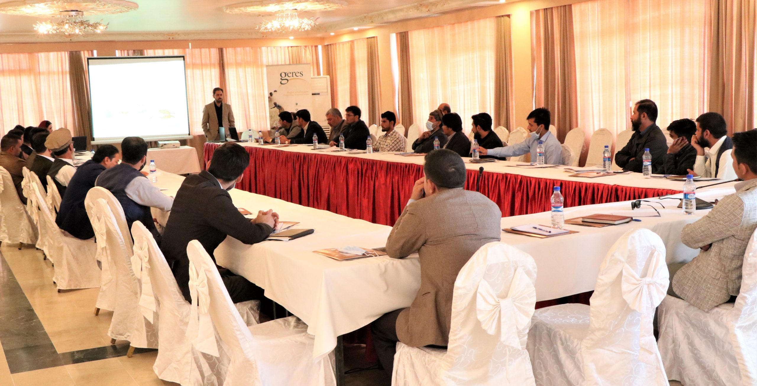 New awareness meeting organized by the Kabul Green Homes project team