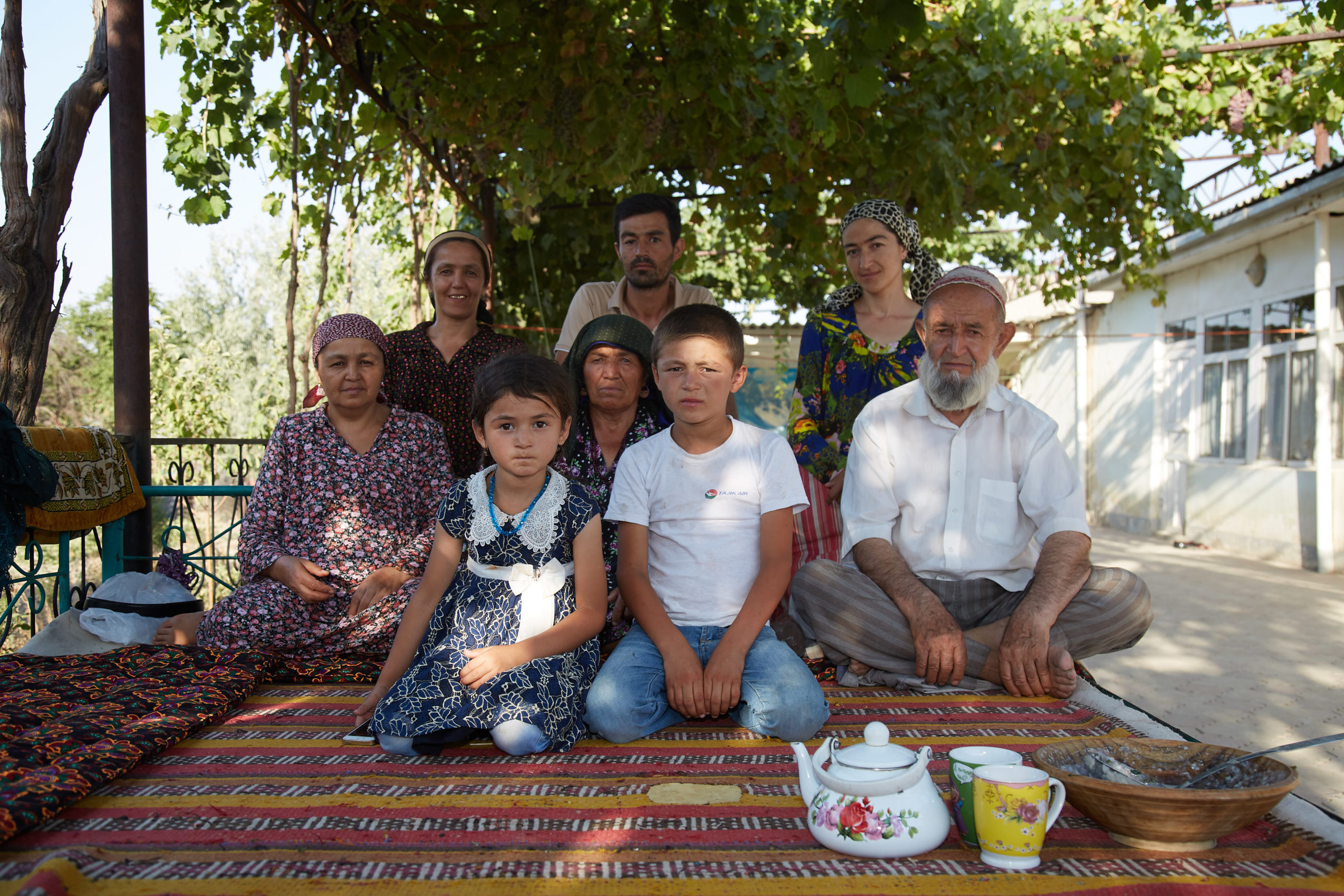 Geres and the Abbé Pierre Foundation step up to help 100 families affected by the crisis in Tajikistan