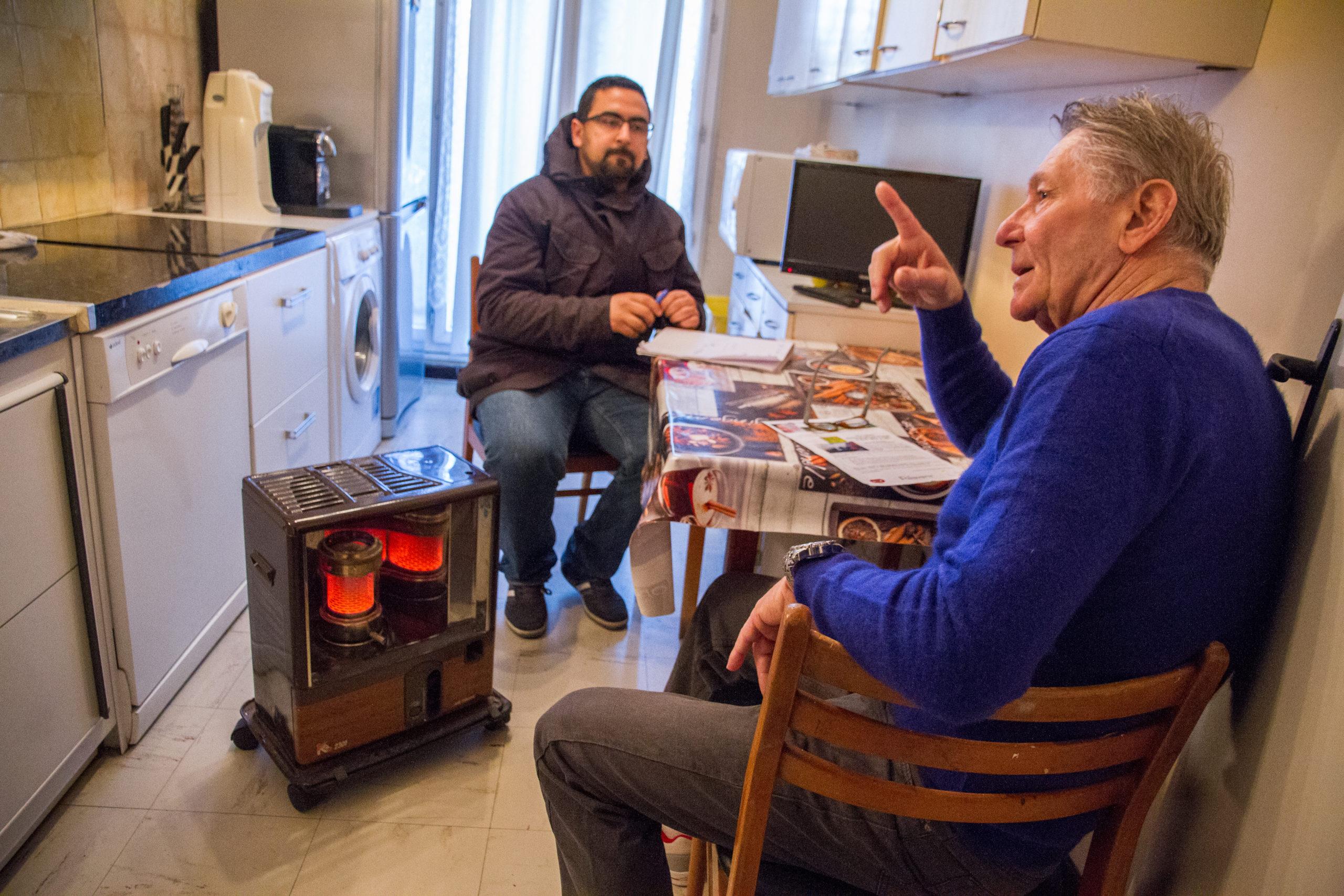 Sortir de la précarité énergétique en région Provence-Alpes-Côte d'Azur