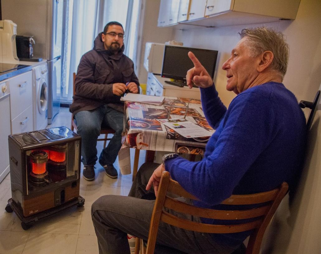 Aidons 10 foyers à sortir de la précarité énergétique à Marseille