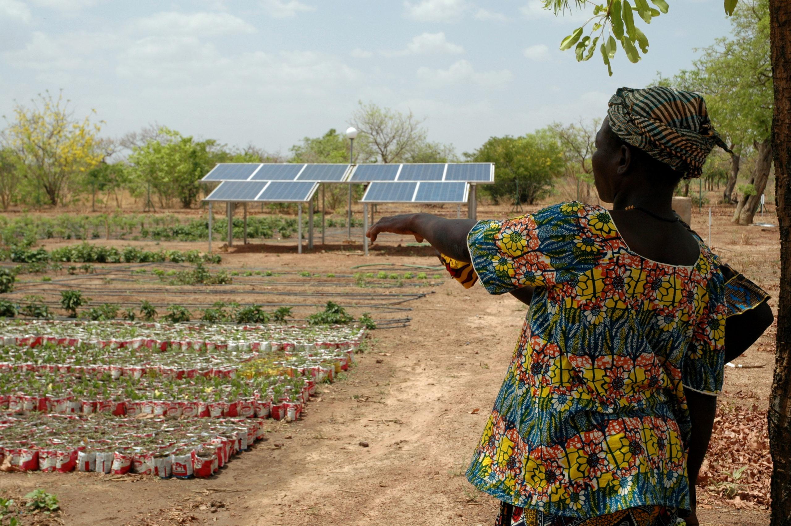 L'électrification des activités productives au Sahel : une condition de la résilience des territoires ruraux