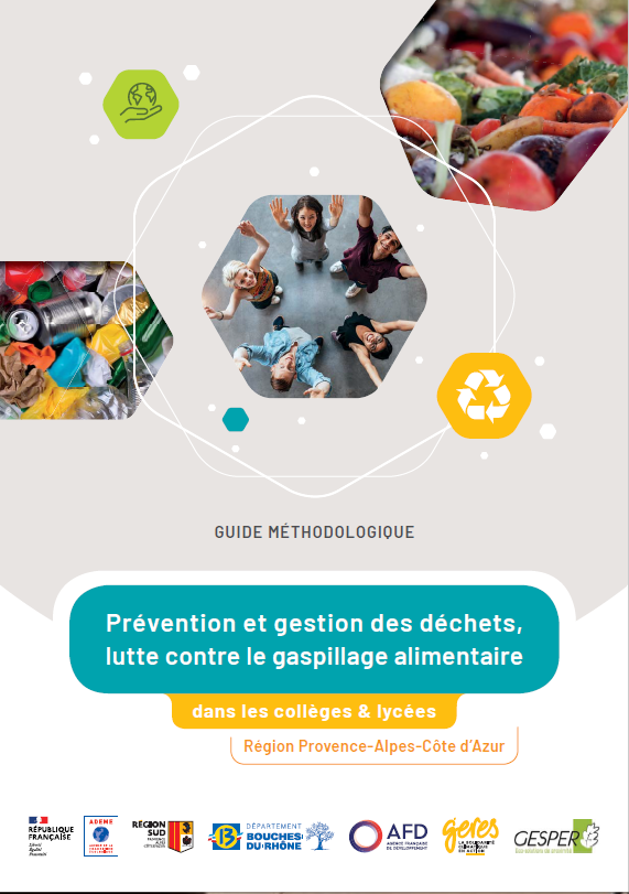 Guide prévention gaspillage alimentaire France