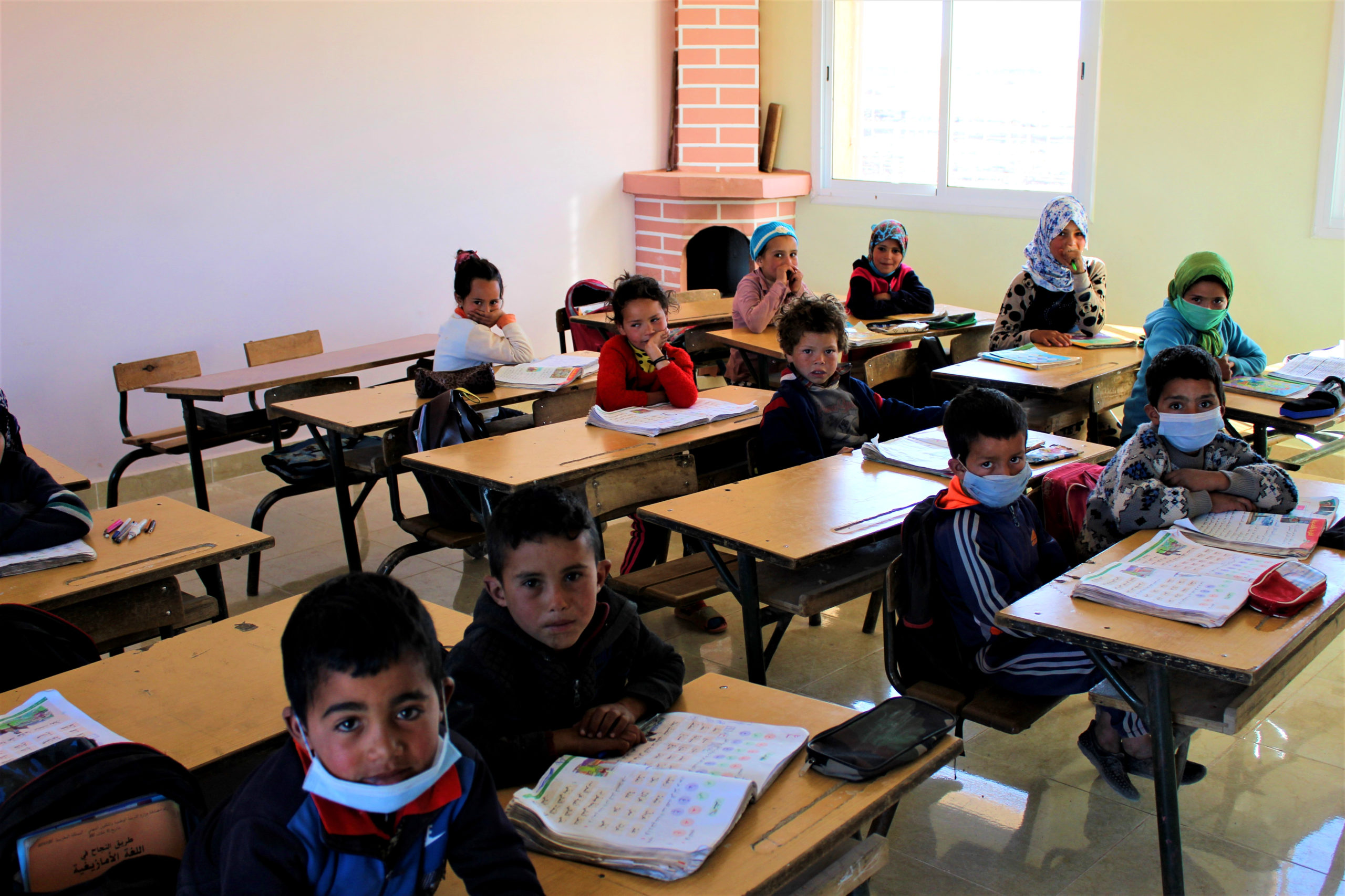 Démarrage des chantiers de construction performants dans les écoles de Midelt