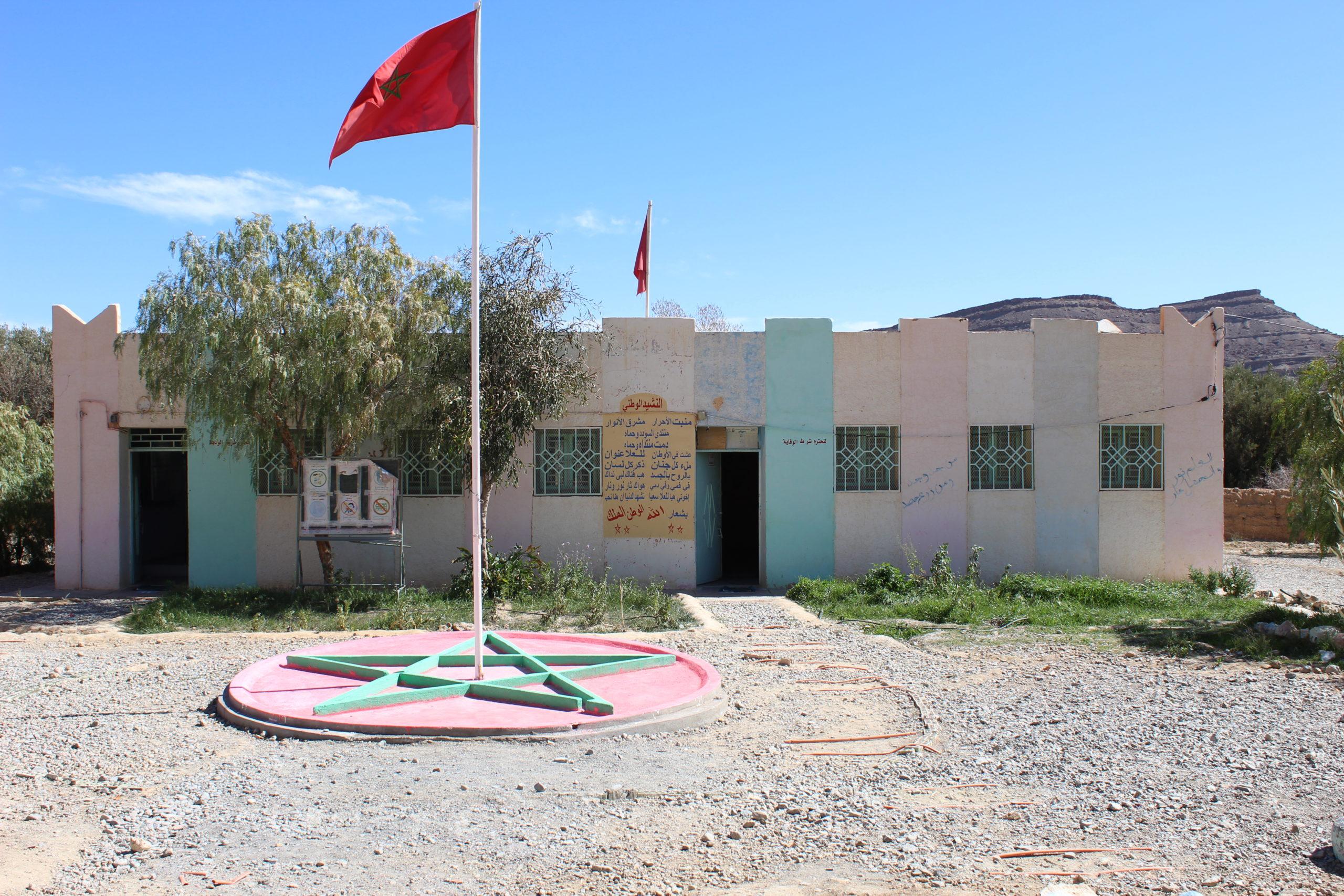 école Guir rénovation énergétique