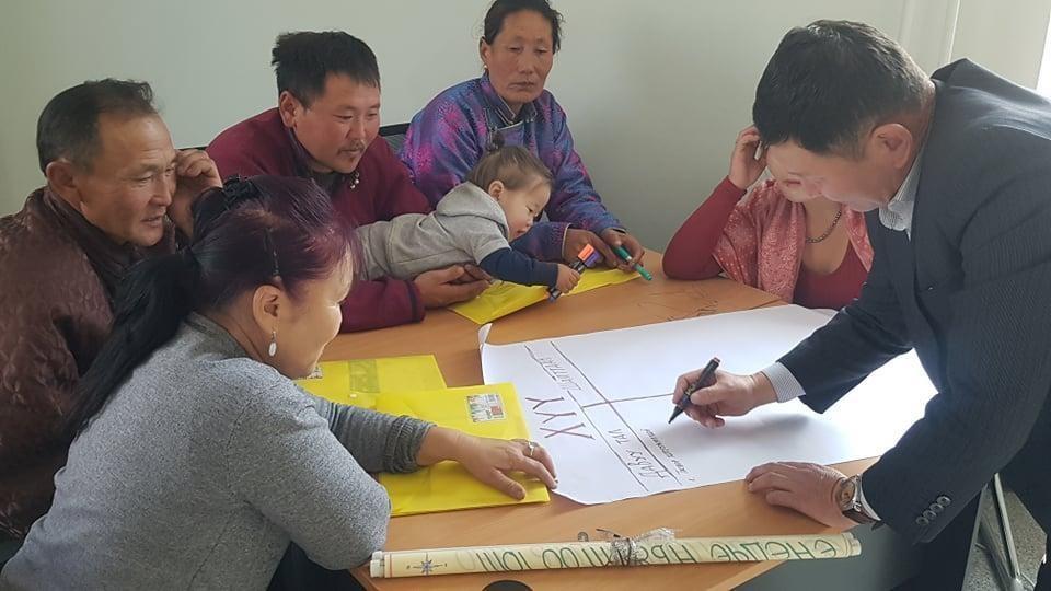 Le maraîchage durable et la sécurité alimentaire, une priorité en zones rurales mongoles