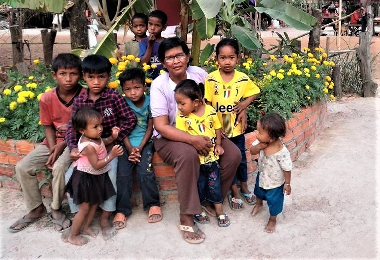 Hem Kien - testimony of a committed woman - cambodia