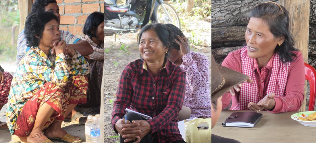 Au Cambodge, les femmes se retroussent les manches pour une énergie durable et légale