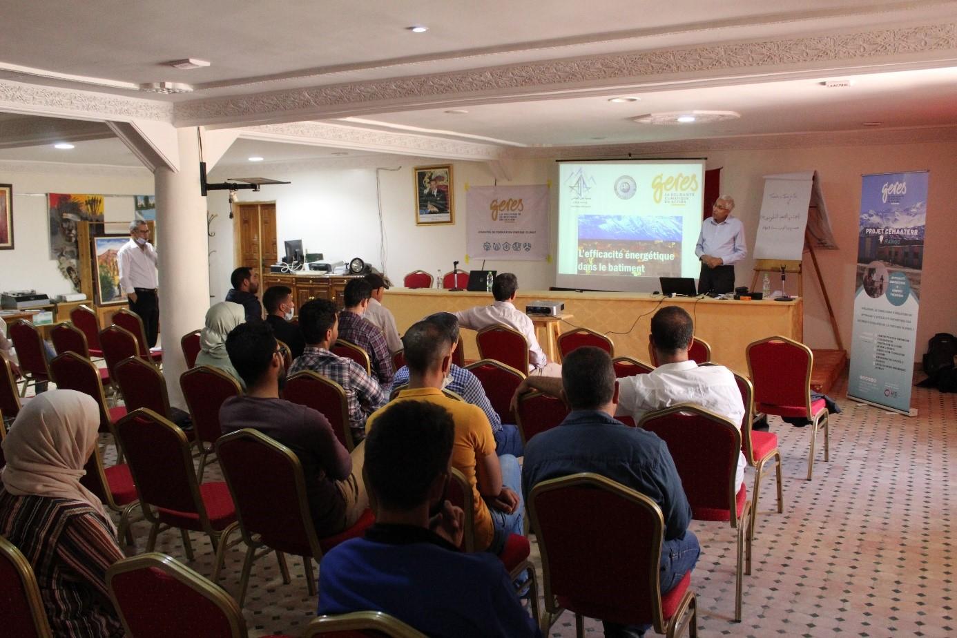 La sensibilisation sur la transition énergétique juste et efficace avance au Maroc