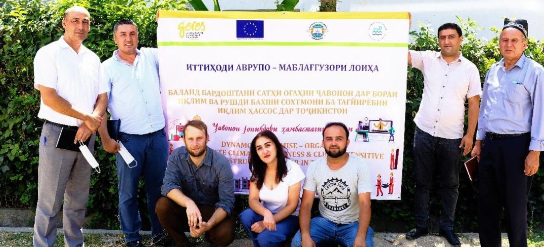 Ouvrir la voie au changement avec les jeunes au Tadjikistan